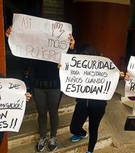 Padres y tutores esperan reunirse con autoridades del Consejo de Educación
