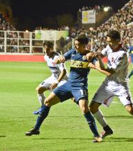 Boca Juniors es el líder perfecto, ganó en Paraná y lleva seis puntos de ventaja