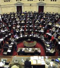 Diputados: ingresó la reforma tributaria y será debatida en las comisiones