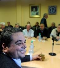Jorge Triaca y la CGT acuerdan artículos de la reforma laboral