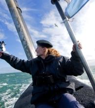 Una misionera integra la tripulación del submarino argentino perdido
