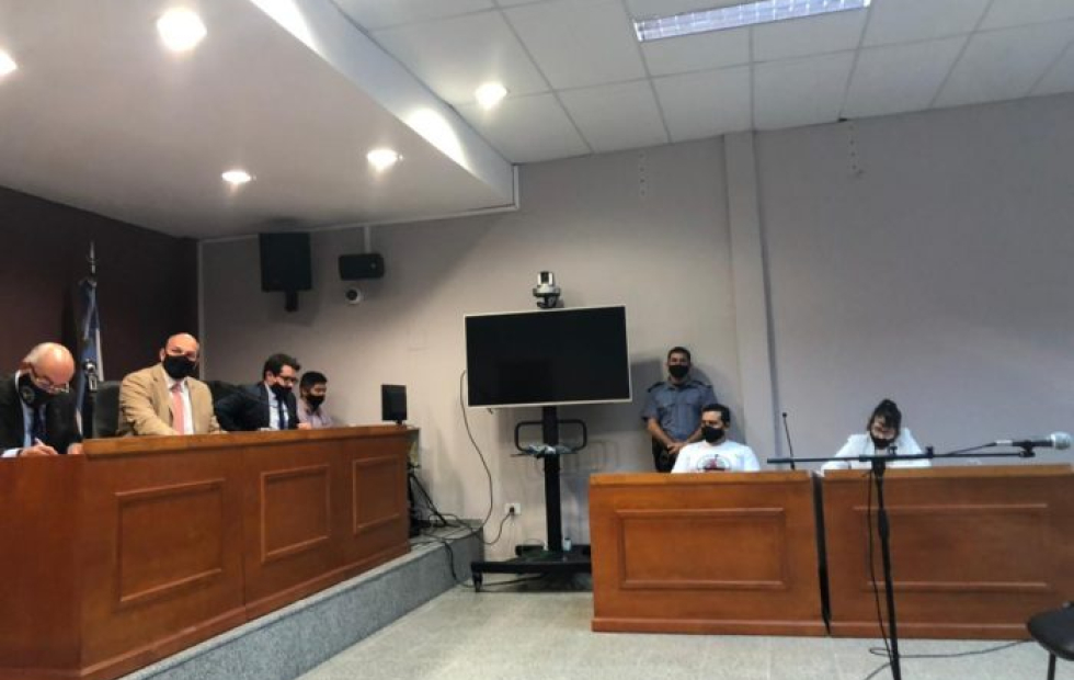 Condenan a 10 años de prisión a un hombre que abusó de una joven con retraso madurativo