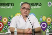 """""""En Corrientes no hay comportamiento de ola, sólo de brotes y picos de casos"""""""