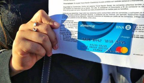 Acreditan montos con suba en Tarjeta Alimentar para niñas y niños de Corrientes