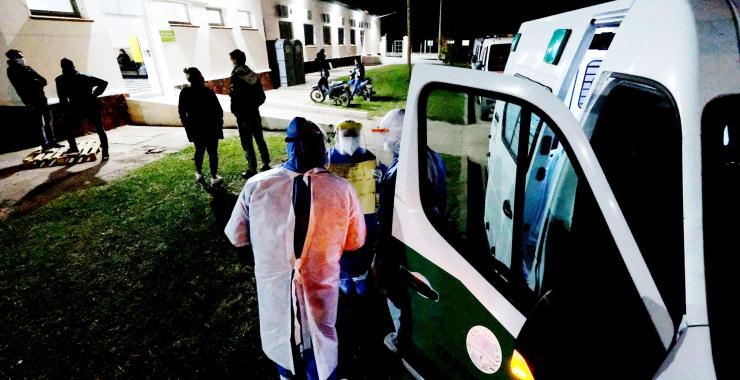 Murieron 61 personas y confirmaron 1.837 nuevos contagios de coronavirus en el país