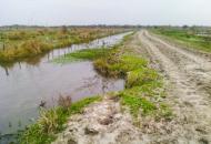 Levantaron corte de ruta e iniciaron arreglos en una vía de ingreso al Iberá