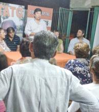 El Panu de la Capital, en marcha para las elecciones de junio