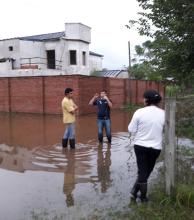 El Senado aprobó la emergencia hídrica provincial por 180 días