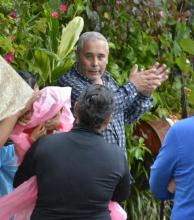 Se agrava la situación climática y el intendente Ríos está al frente de la ayuda
