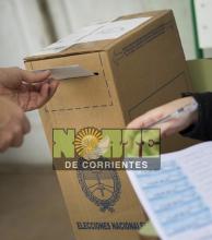 Convocan a elecciones a gobernador el 8 de octubre