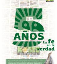 Los cinco años de NORTE de Corrientes