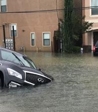 """El huracán Harvey provocó """"catastróficas inundaciones"""""""