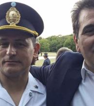 Tras cinco días, apareció el policía asesor de Cristian Ritondo