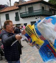Colombia se prepara para la llegada del Papa con gran operativo de seguridad