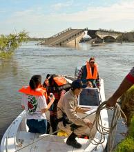 Por puente roto en Esquina gastaron $2 millones y aguardan fondos nacionales