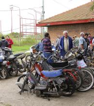 Rematarán elementos secuestrados: desde motocicletas hasta ropa interior