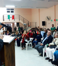 Diversas colectividades se unieron para celebrar la fecha patria de los mexicanos
