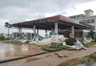 María dejó a Puerto Rico como zona de desastre y avanza hacia Dominicana