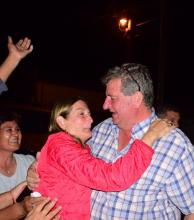 Contundente triunfo de Cambio Solidario en la ciudad de Mercedes
