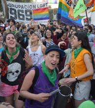 Con unas 40 mil participantes cierra hoy el Encuentro Nacional de Mujeres