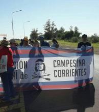 Agrupaciones proteccionistas cortaron ruta 12 reclamando por tierras
