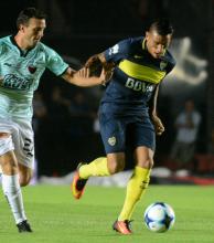 Boca jugó un buen segundo tiempo y derrotó a Colón