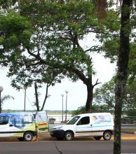 Fotorradares: calibraron e instalaron equipos en avenidas costanera y Maipú