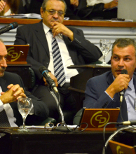 Diputados del PJ pidieron respetar la institucionalidad de los Municipios