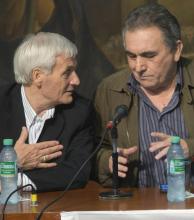 "Schmid acusó al Gobierno de querer ""hundir a la CGT"""
