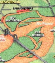 Hay más obras nacionales en la región, en Corrientes sólo persisten promesas