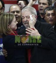 Lula rechazó su condena y dijo que quiere ser candidato en 2018