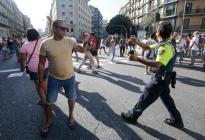 """El Gobierno argentino expresó """"sus condolencias y solidaridad"""" con España por el atentado terrorista"""