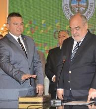 Asumió Juan Carlos Alvarez en reemplazo de Carlos Vignolo