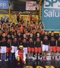 San Martín presentó su plantel para la Liga Nacional