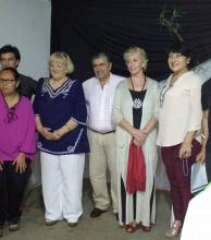 Concepción: homenaje a Marily Morales Segovia en encuentro de autores