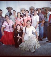 La danza de Corrientes en el escenario coscoíno
