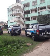 Allanamientos en varios puntos de la ciudad: incautaron cocaína