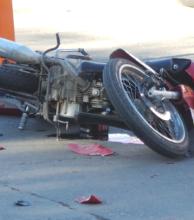Lavalle: peatón murió atropellado por una moto