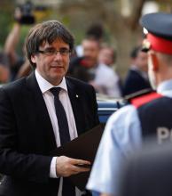 """Según el vice catalán, """"la independencia es la base"""""""
