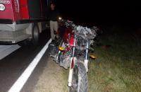 Una camioneta atropelló y mató a un motociclista que se dirigía al trabajo