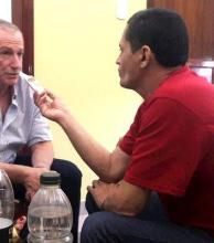 """Goya: Samuel """"Kike"""" Cáneva fue elegido como nuevo Presidente de la COMUPE"""