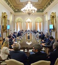 Gobernadores piden más tiempo para negociar la reforma fiscal