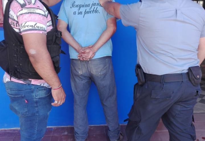 San Cosme: detuvieron a un sujeto acusado de secuestrar y abusar de una mujer