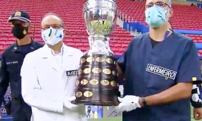 Conmebol anunció 140 casos de covid-19 en Copa América