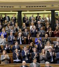 """En España, Macri llamó a """"recuperar la confianza"""" para superar """"cortocircuitos"""""""