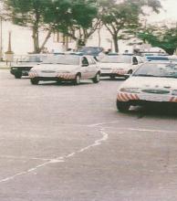 La Municipalidad alista el desembarco de vehículos para la seguridad urbana