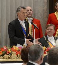 """Para Macri, """"no hay otro país con tantas potencialidades como la Argentina"""""""