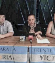 El FpV presenta a sus candidatos para junio