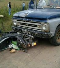Bonpland: niño murió al despistar el auto en que iba de pesca con amigos