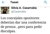 Respuesta de Ríos a concejales de ECO sobre situación financiera de la Caja Municipal